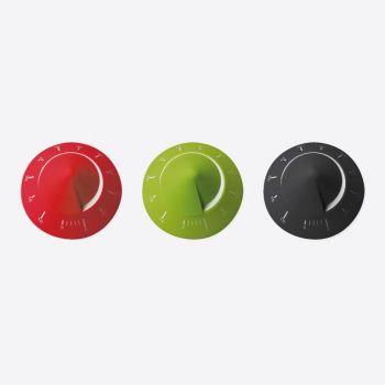 Point-Virgule minuteur vert - rouge ou noir (12pcs/disp.)