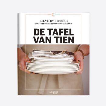 Point-Virgule livre de cuisine 'De tafel van tien' NL