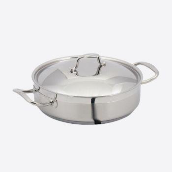 Point-Virgule Professional casserole basse ø 32cm H 7cm - 5.5L