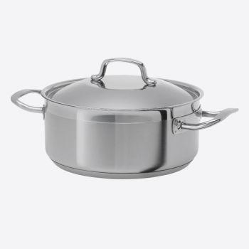 Point-Virgule Professional casserole ø 24cm H 9.5cm - 4.4L