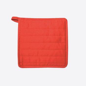 Point-Virgule manique rouge 22x22cm (par 6pcs)
