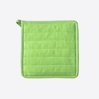 Point-Virgule manique vert 22x22cm (par 6pcs)