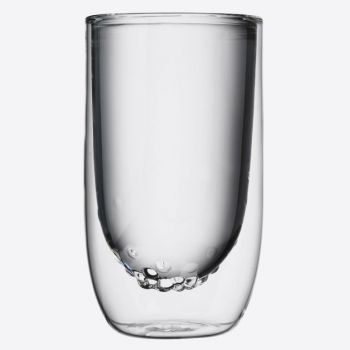 QDO Elements set de 2 verres double paroi Eau 350ml
