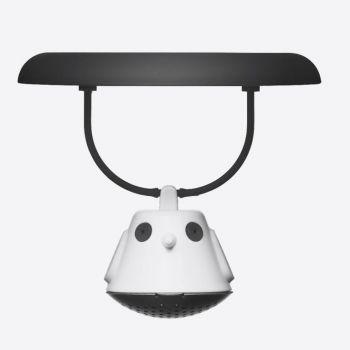 QDO infuseur à thé pour tasse Birdie Swing noir Ø 9.5cm H 5cm