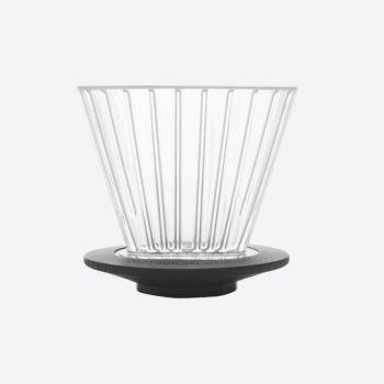QDO On/Off Dripper filtre à café en matière synthétique ø 11.5cm H 11cm