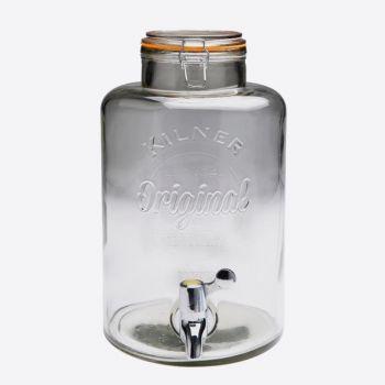 Kilner distributeur de boisson avec robinet 8L (par 2pcs)