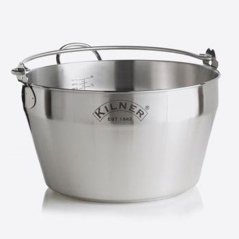 Kilner casserole à confiture en inox 8L