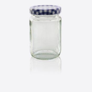 Kilner bocal en verre rond avec couvercle à visser 93ml (12pcs/disp.)