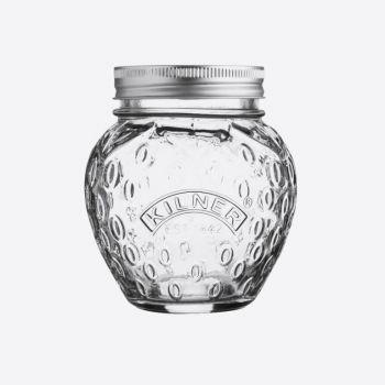 Kilner bocal de conservation en verre fraise 400ml