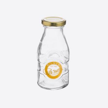 Kilner bouteille de lait en verre 189ml (12pcs/disp.)