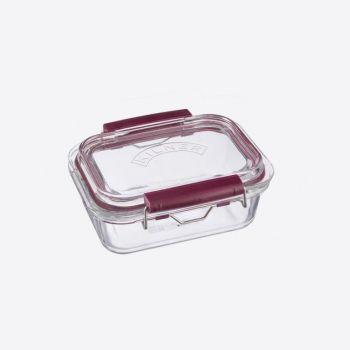Kilner Fresh Storage boîte de conservation rectangulaire en verre 600ml
