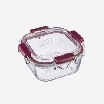 Kilner Fresh Storage boîte de conservation carrée en verre 750ml