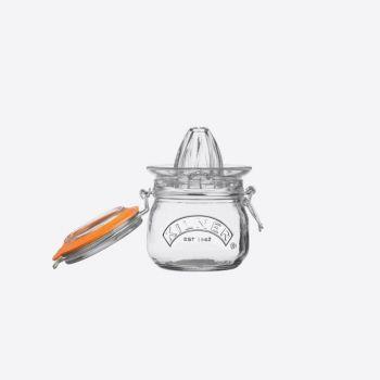 Kilner set presse-agrume - bocal de conservation et presse en verre 500ml