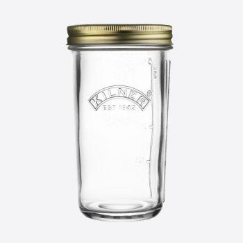 Kilner bocal de conservation en verre avec ouverture large 500ml