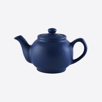 Price & Kensington théière 2-tasses bleu foncée mat 450ml (par 3pcs)