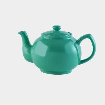 Price & Kensington théière 6 tasses brillante jade 1.1L (par 3pcs)