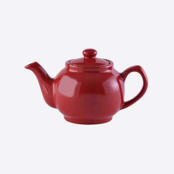 Price & Kensington théière 2 tasses brillante rouge vif 450ml (par 3pcs)