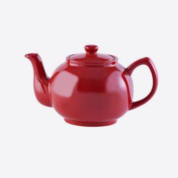 Price & Kensington théière 6 tasses brillante rouge 1.1L (par 3pcs)