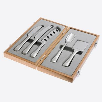 Robert Welch Radford set de couteaux à fromage 5 pièces en inox