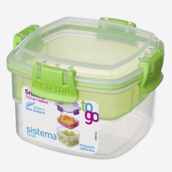 Sistema To Go boîte à snack Snacks 400ml (6 ass.)