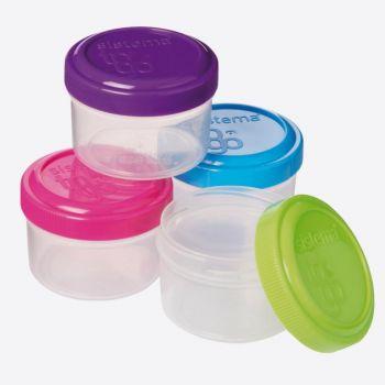 Sistema To Go set de 4 pots à dressing 35ml (12 ass.)
