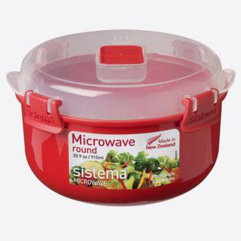 Sistema Microwave bol rond 915ml (par 6pcs)