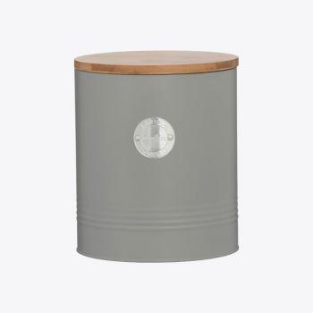 Typhoon Living boîte à biscuits gris ø 16cm H 19cm