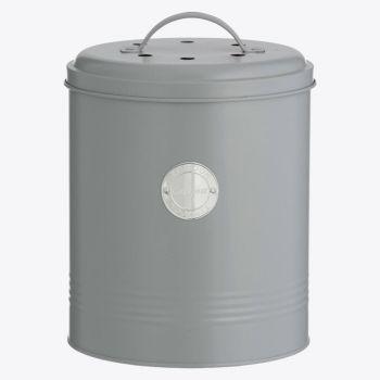 Typhoon Living poubelle de table gris 2L