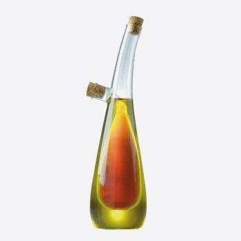 Typhoon bouteille d'huile avec 2 compartiments Tear Drop 250 & 100ml