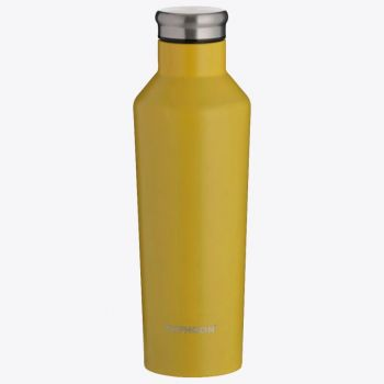 Typhoon Pure bouteille isotherme en inox jaune 800ml