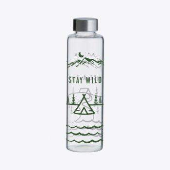Typhoon Pure bouteille en verre Stay Wild 600ml