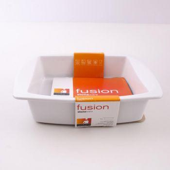 Vista Alegre Fusion plat ovale blanc 30x27x7cm