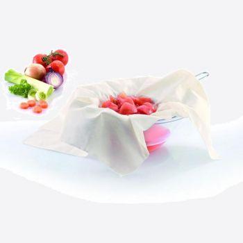 Westmark étamine en coton blanc 60x60cm