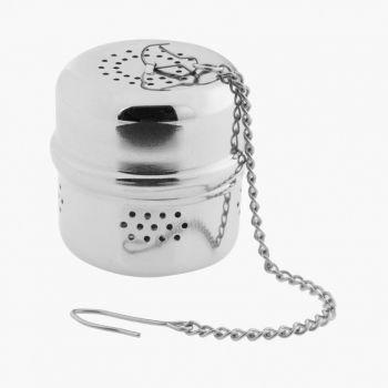 Westmark infuseur à thé cylindrique en inox 4x4x4cm
