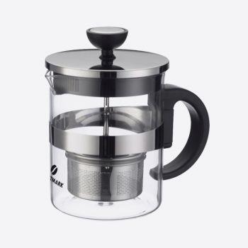 Westmark Tea Time théière en verre avec infuseur 600ml