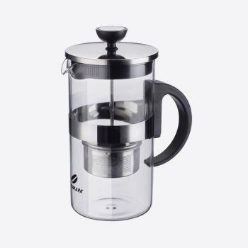 Westmark Tea Time théière en verre avec infuseur 1L