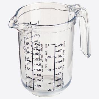 Westmark anti-slip verre à mesurer met handvat en matière synthétique 1L