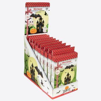 Westmark set de 4 emporte-pièces pour biscuits en inox Halloween (9pcs/disp.)