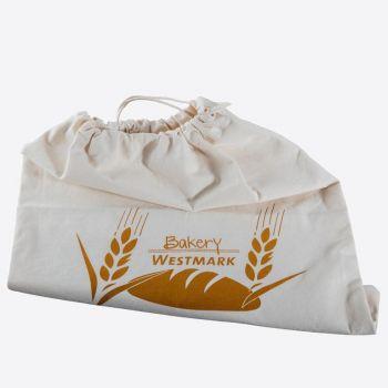 Westmark sac à pain en coton 38x45x0.2cm