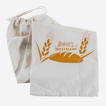 Westmark sac à pain en coton 18x66x0.2cm