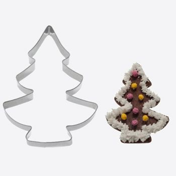 Westmark emporte-pièce en inox sapin de Noël 12.1x8.6x2.2cm