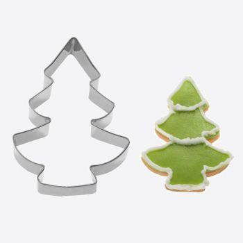 Westmark emporte-pièce en inox sapin de Noël 8.1x5.7x2.2cm