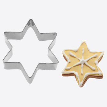 Westmark emporte-pièce en inox étoile 8.5x3.7x2.2cm