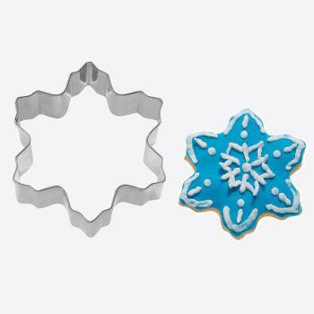 Westmark emporte-pièce en inox flocon de neige 5.9x5.9x2.2cm