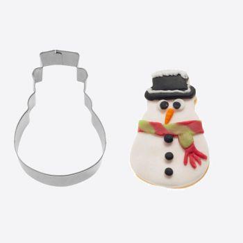 Westmark emporte-pièce en inox bonhomme de neige 6x3.8x2.2cm