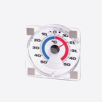 Westmark thermomètre de fenêtre en matière synthétique blanc 7.6x7.6x2.3cm