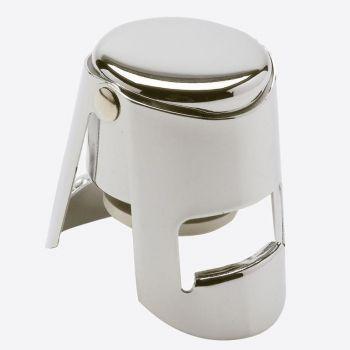 Westmark bouchon à champagne en métal Ø 3.8cm H 5.6cm