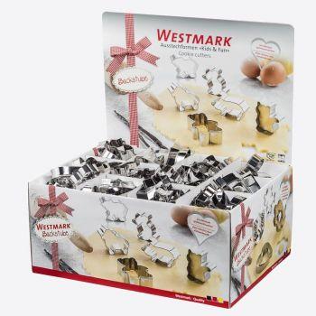 Westmark Kids & Fun emporte-pièce pour biscuits (192pcs/disp.)