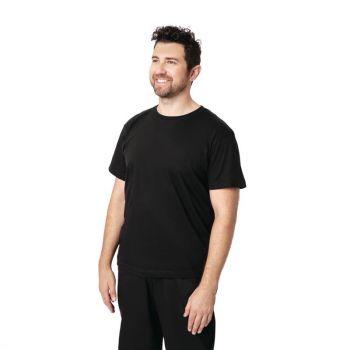 T-Shirt mixte noir L