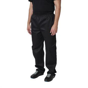 Pantalon de cuisine mixte Whites Vegas noir M